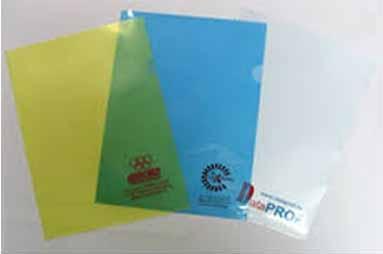 Печать на папках